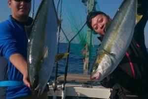 遊漁船シーク11/28釣り成果