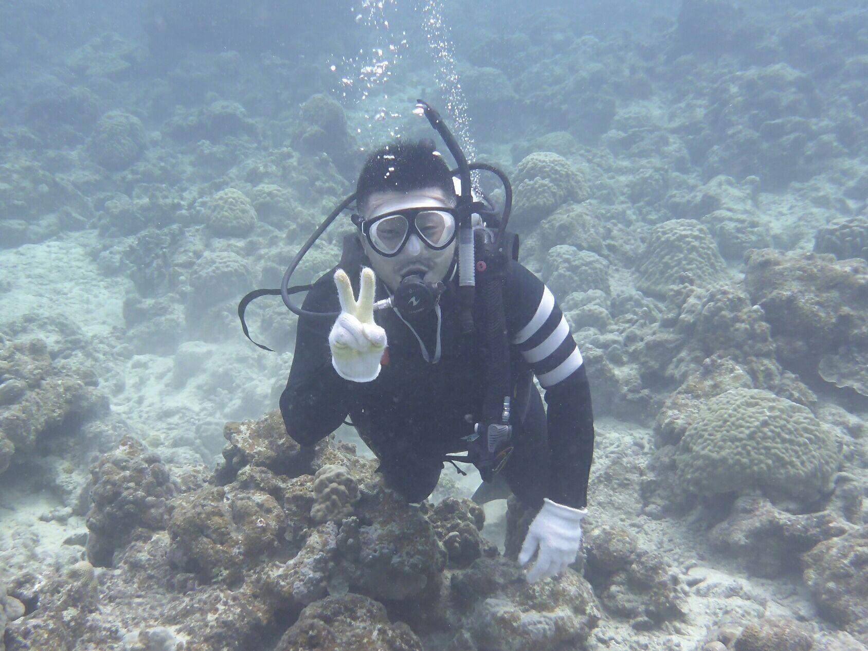 沖縄満喫したぜ!石川県珠洲市釣り船シーク号船長ダイスケが沖縄でロウニンアジに挑む!